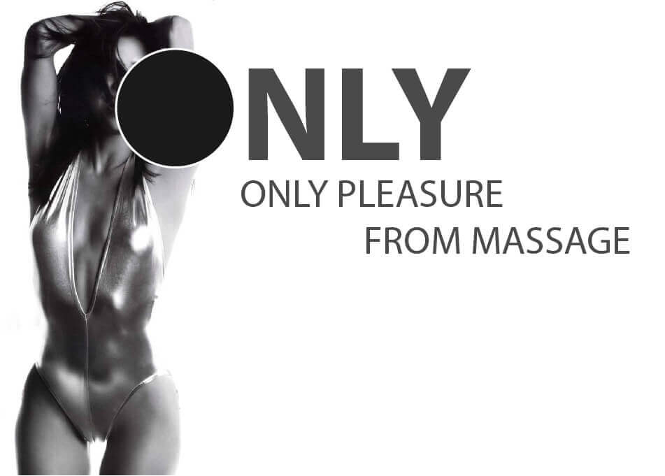 ONLY PlEASURE FROM THE BEST HAPPY ENDING MASSAGE